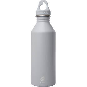 MIZU M5 Bottle with Light Grey Loop Cap 500ml Enduro Light Grey